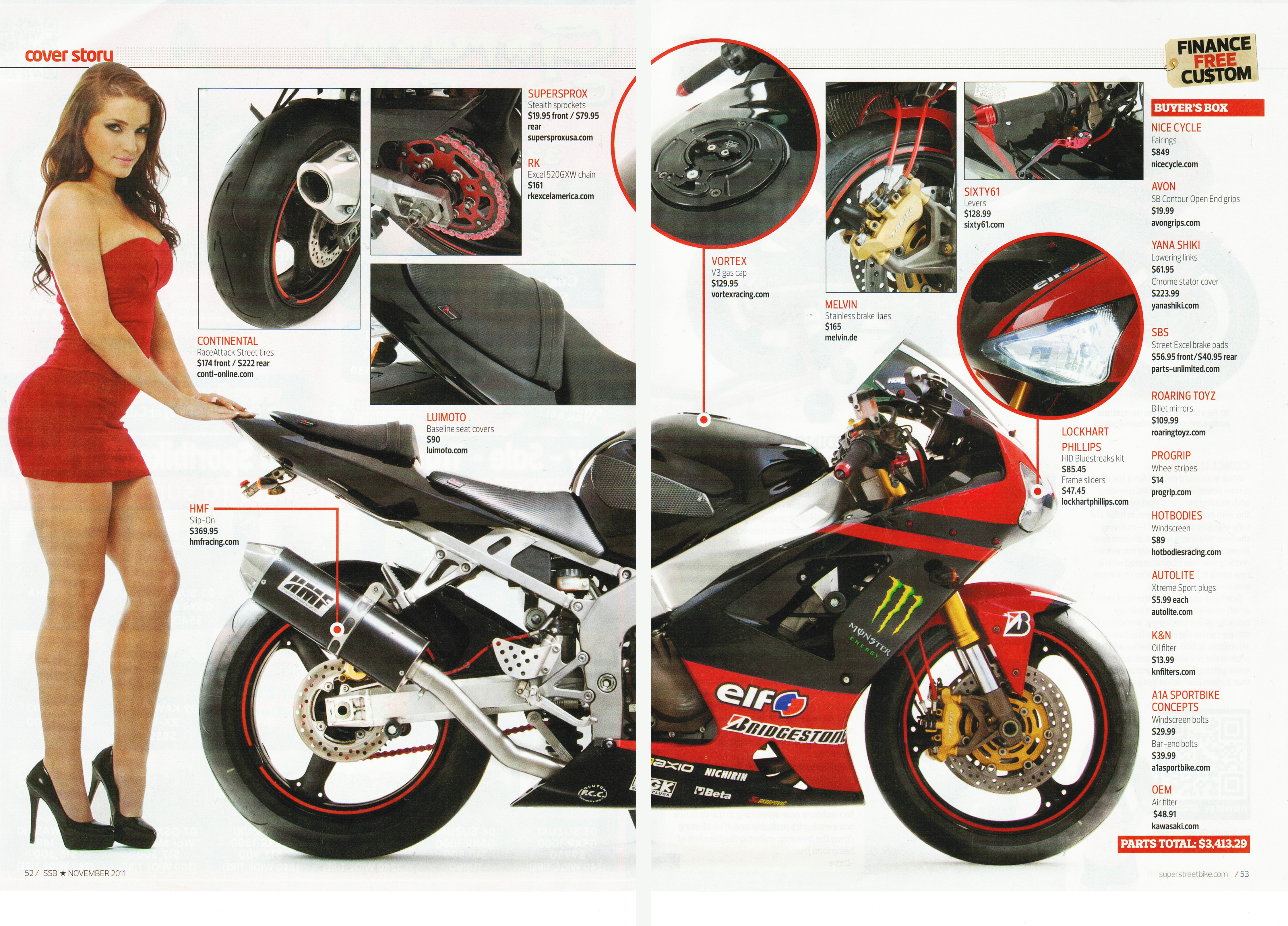 Luimoto Featured In Quot Revive Your Ride Quot By Ssb Magazine