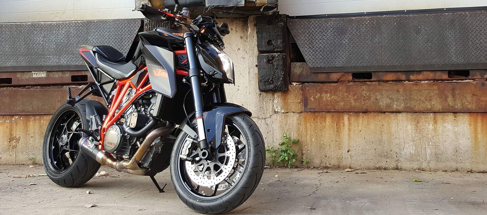 KTM 1290 SUPER DUKE R 14-16 LUIMOTO PRODUCTS