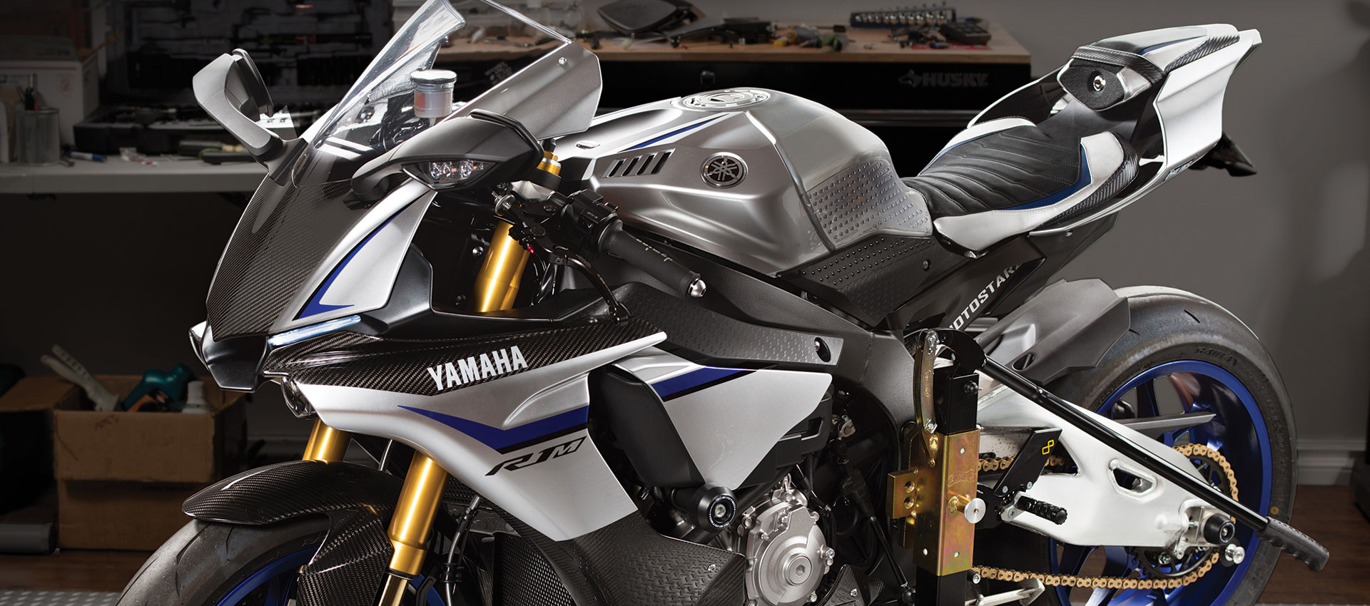 YAMAHA R1 15-18 LUIMOTO PRODUCTS