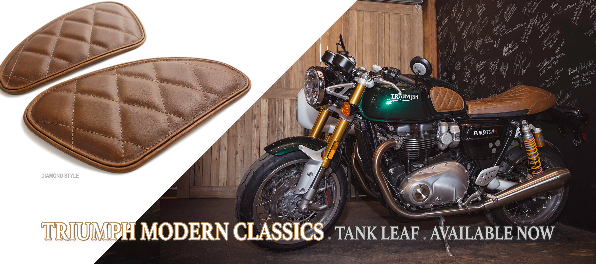 Luimoto Designer Motorcycle Seat Covers And More