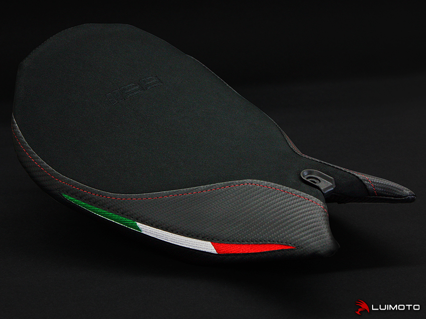 team italia motorcycle seat covers for ducati panigale 1199 11-15
