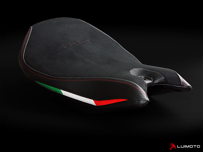 Team italia motorcycle seat covers for ducati panigale 899 for Housse moto yamaha