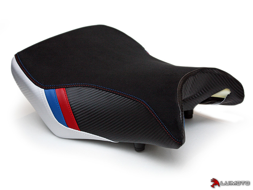 New Seat Covers For Bmw S1000rr And Ducati 1199 Comfort